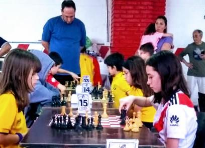 torneo escolar River