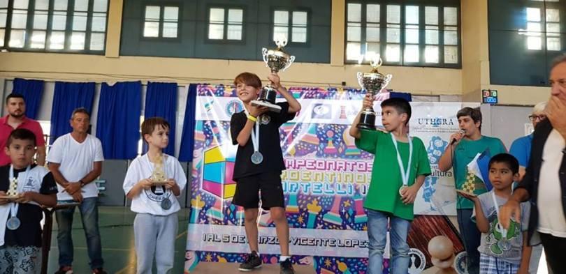 premios sub 8 MAS ARG